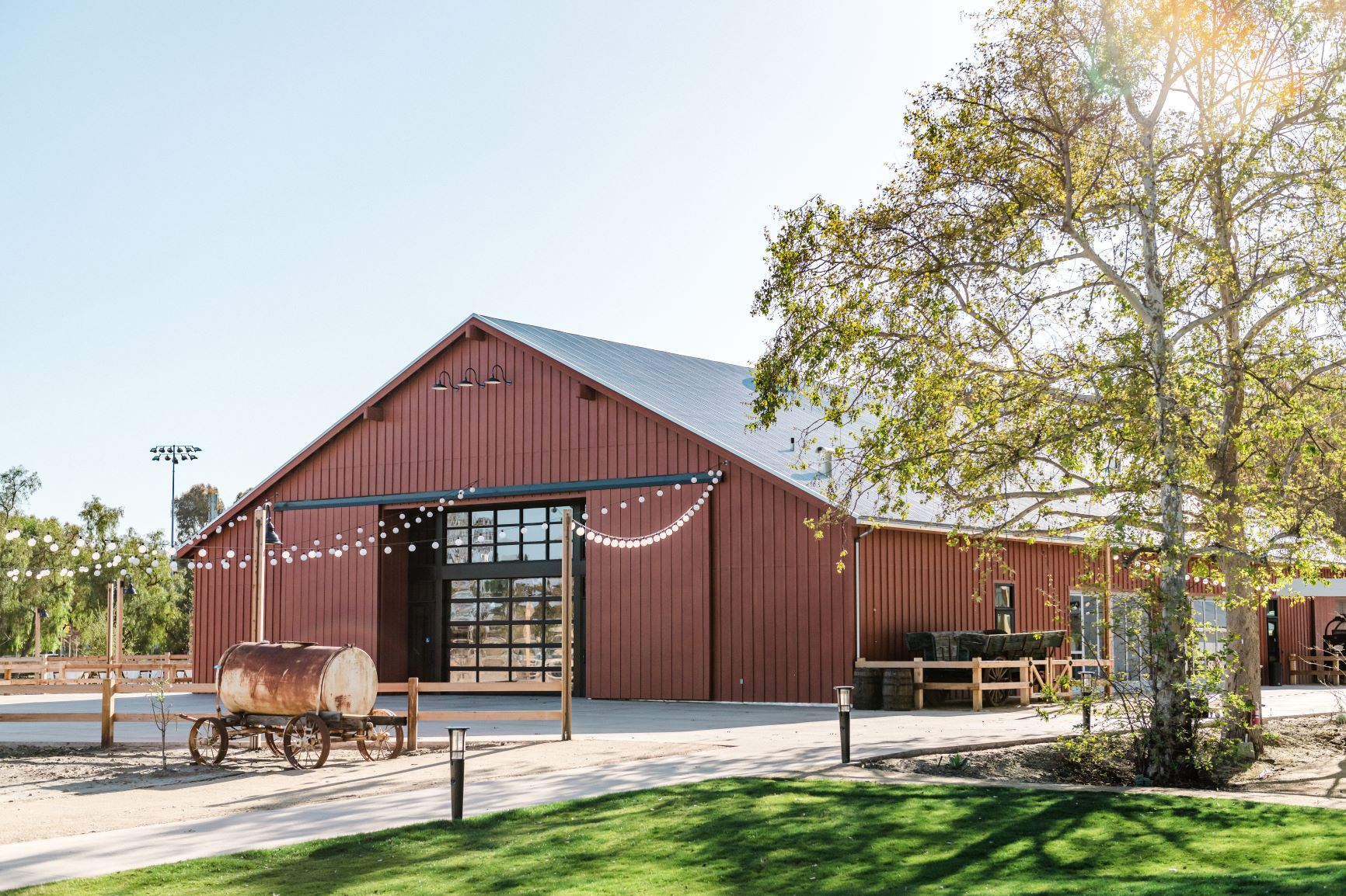 Aliso Viejo Ranch ner barn 3