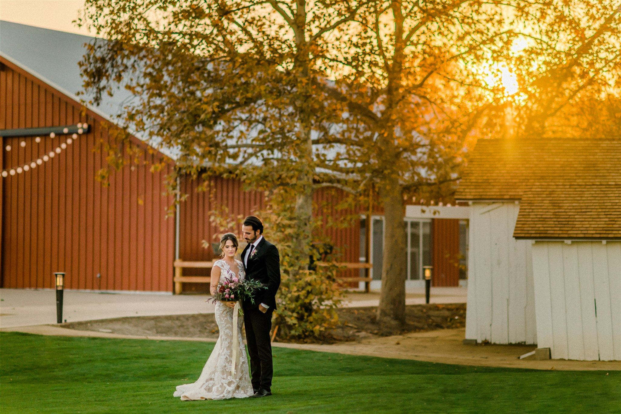 AVR Wedding Red Barn 219